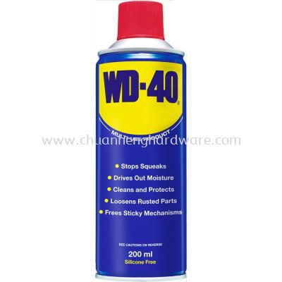 WD 40 -