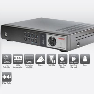 RV 3016E  16 Channel H.264 Linux Embedded Digital Video Recorder