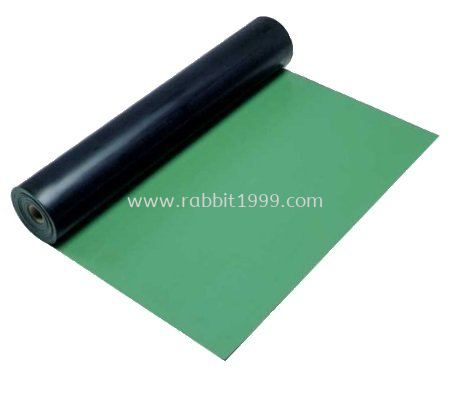 ANTI STATIC RUBBER MAT - ESD MAT - 60cm x 10m x 2mm/ rolls