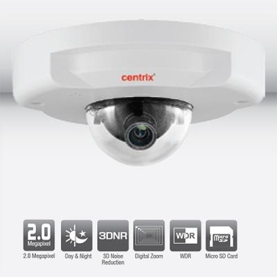 MD20 IP Megapixel Mini Dome Camera