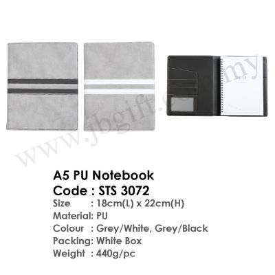 A5 PU Notebook STS 3072