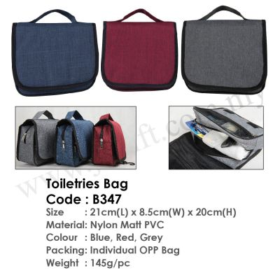 Toiletries Bag B347
