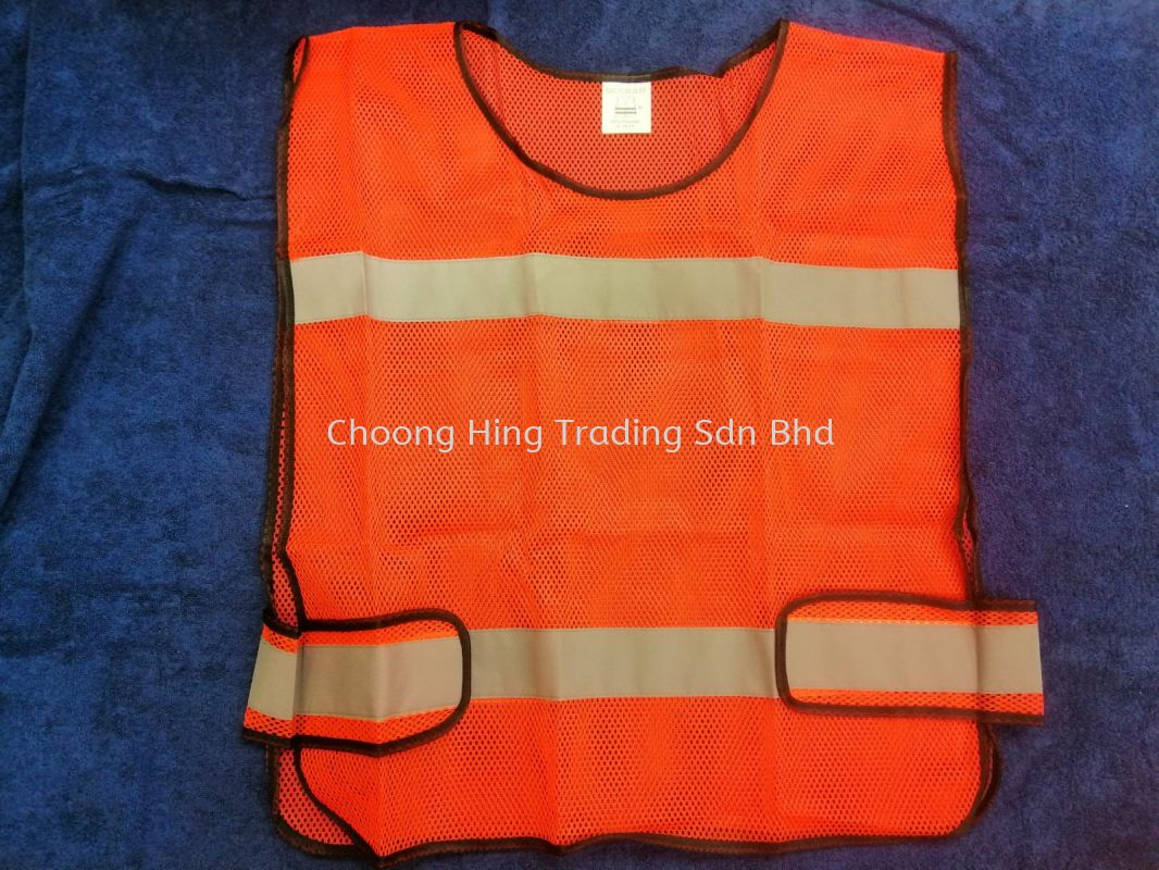 SAFETY VEST- EN 471 (FRONT) Safety Vest Vest Malaysia, Kuala Lumpur (KL), Selangor Supplier, Supply, Manufacturer | Choong Hing Trading Sdn Bhd