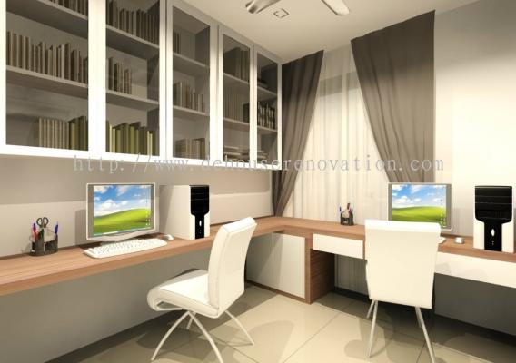 3D Interior Design Drawing