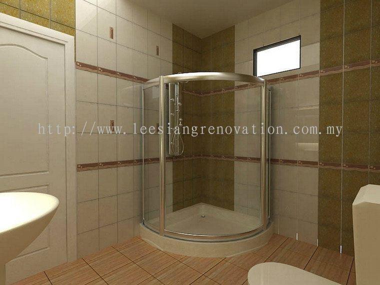 Bathroom 3D Design  Bathroom 3D Design Drawing