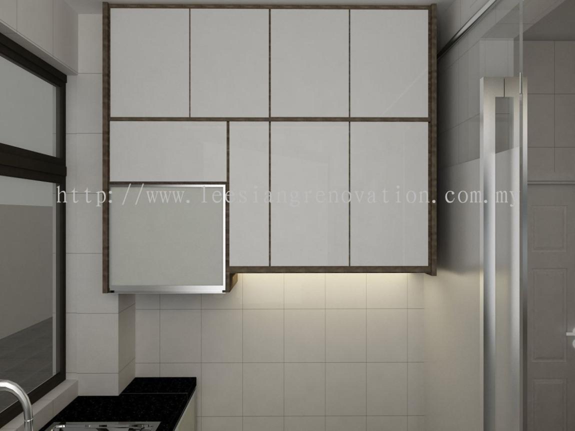 厨房壁橱壁柜设计3D 厨房 3D设计图