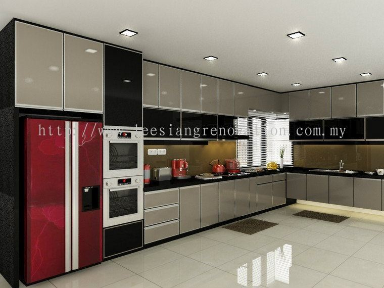 Kitchen Cabinet Design 3D Kitchen 3D Design Drawing