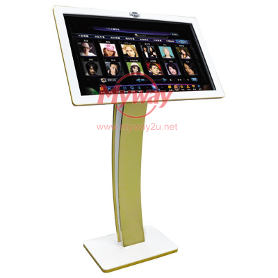 MYWAY 22' FULL VISION KARAOKE TOUCH SCREEN