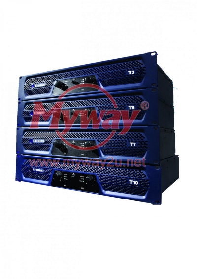 Power Amplifier - Crown Series