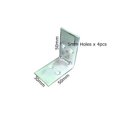 L Bracket with With 4 x M5 Holes