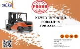 NEWLY ARRIVED FORKLIFTS FOR SALE Others