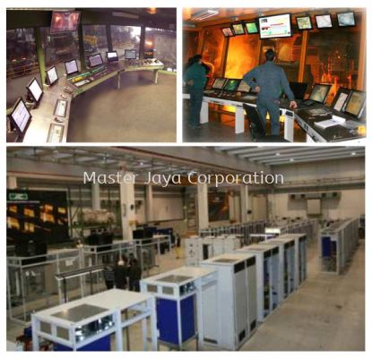 AIC Electrical & automation system for steel mills