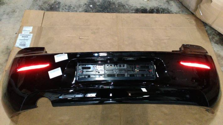 BMW F20 LCI REAR BUMPER