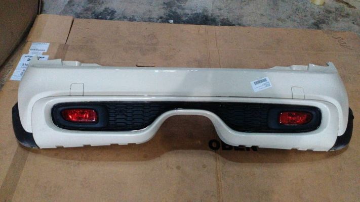 MINI COOPER F56 REAR BUMPER