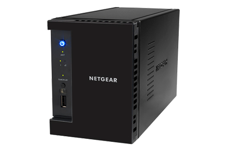 RN312 ReadyNAS Network Storage  NETGEAR