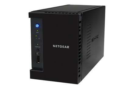 RN212 ReadyNAS Network Storage  NETGEAR