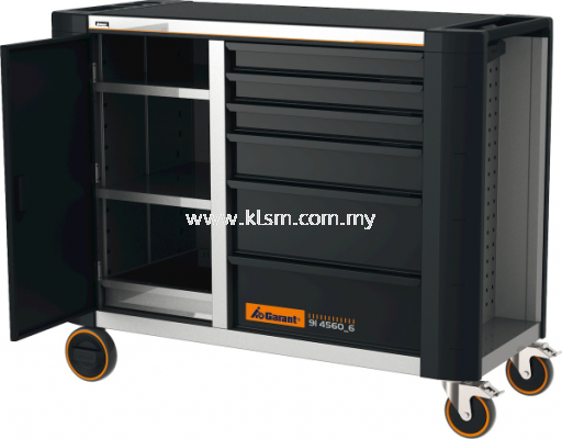 GARANT TOOLTRUCK MOBILE WORKBENCH WITH FULL EXTENSION DRAWERS