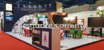 Peninsula International School Australia, MVEC Exhibition Booth Booth Design