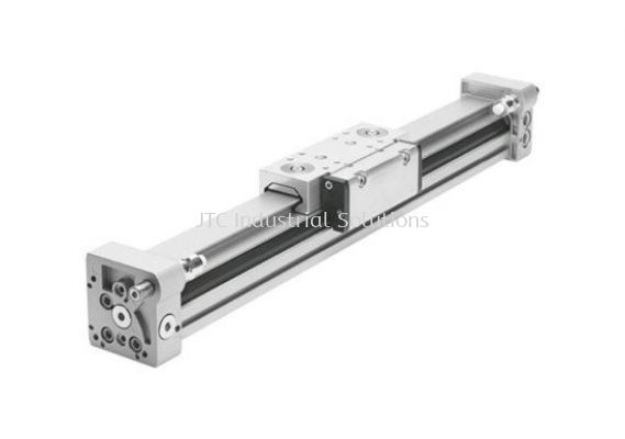 DGC-GF Linear Drives, Plain-Bearing Guide