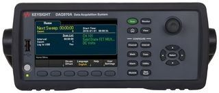 DAQ970A Data Acquisition System  Data Acquisition Modules - DAQ  Keysight Technologies