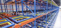 Push Back Rack Heavy Duty Rack Racking System