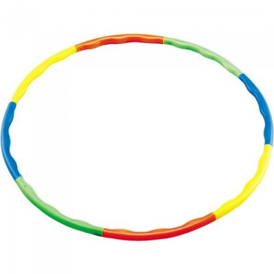 80cm Diameter Colorful Detachable Hula Hoop Circle