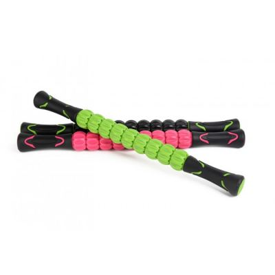 Yoga Therapy Relaxing Massage Muscle Roller Pain Relief Yoga Stick