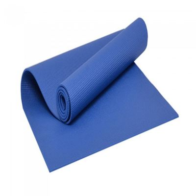 Comfortable 10mm Thickness Durable Multifunction Exercise Non Slip NBR Yoga Mat (Blue)