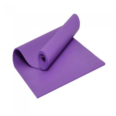 Comfortable 10mm Thickness Durable Multifunction Exercise Non Slip NBR Yoga Mat (Purple)