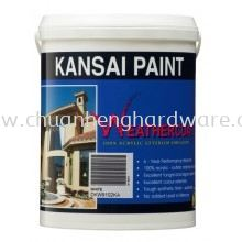 KANSAI PAINT WEATHER COAT