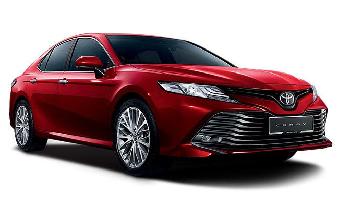 All-New Camry 2.5V TOYOTA