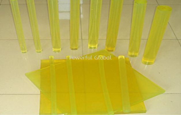 PU Polyurethane Sheet_Rod
