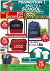 Promotion Back To School 2018
