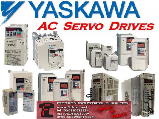 CIMR-UA2P0216FKA CIMRUA2P0216FKA YASKAWA SERVOPACK AC Servo Drive Supply & Repair By FICTRON