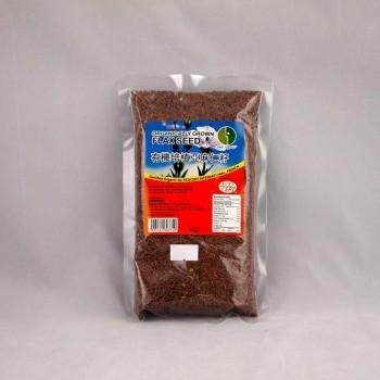 Meet Organic Flax Seed