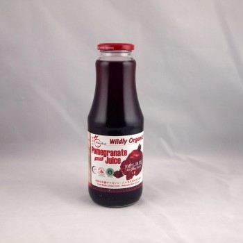 Wildy Organic Pomefresh Pomegranate Juice