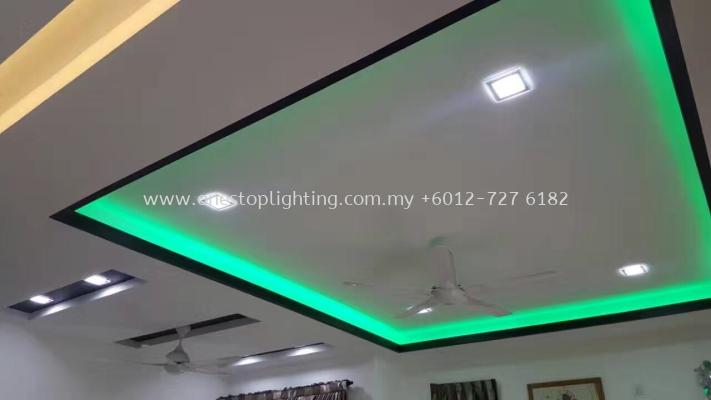 Promosi Cornice Siap Wiring ~ No 50 Jalan Tuah X , Fortune Hills