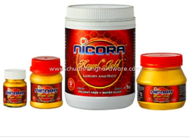 Nicora Gold Paint