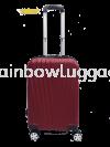 V Line Maroon V Line Grade A 20 Inch Luggages
