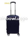 V Line Dark Blue V Line Grade A 20 Inch Luggages