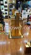 Acrylic Gold Mirror Display  ACRYLIC PRODUCT ACRYLIC