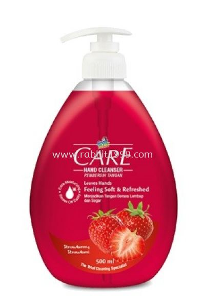 GOODMAID CARE HAND CLEANSER STRAWBERRY