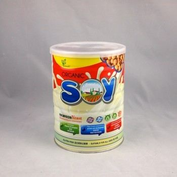 Fitwell Organic Soy Drink Inst Brewer's L/Sugar