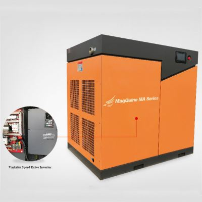 Permanent Magnet Screw Air Compressor