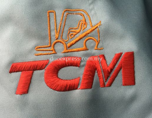 Embroidery and Badges
