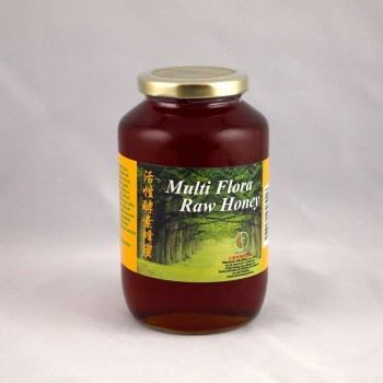 Meet Organic Multi-Flora-Raw-Honey