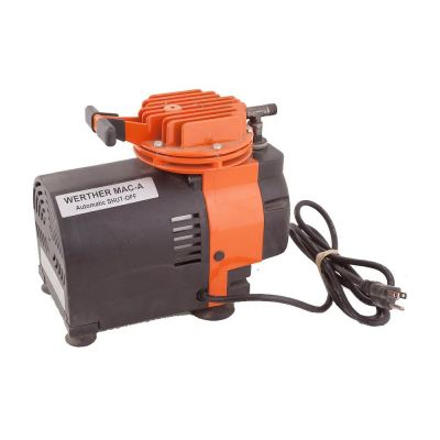 WERTHER 1/3HP SILENT AIR COMPRESSOR, Mac A