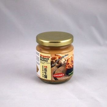 Organic Peanut Butter Chunky