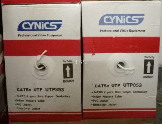 Cynics PVE UTP853 Cat5e (Indoor) Cable 305m