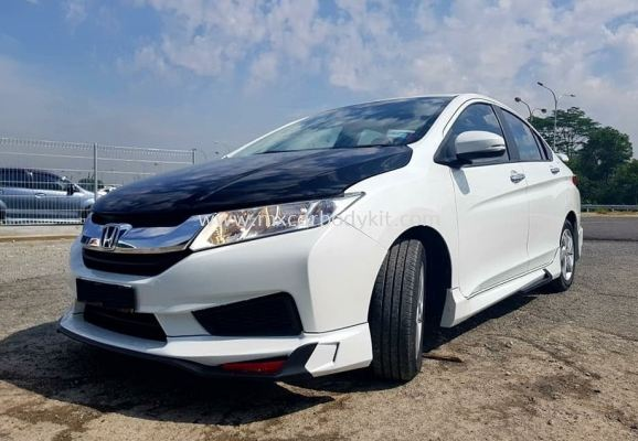 HONDA CITY 2014 DRIVE 68 BODYKIT